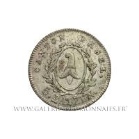 5 Batzen, 1826
