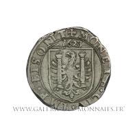 Teston ou huit gros d'argent, 1623