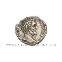 Denier frappé à Rome entre 193 et 195