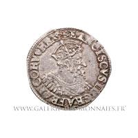 Teston, 28ème type sans paludamentum, vers 1540-1545, B Rouen