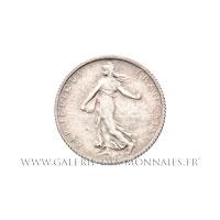 1 FRANC Semeuse 1907