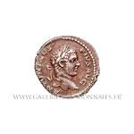 Denier inédit frappé à Rome vers 209-213