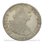 8 Réales, 1797 Mo Mexico