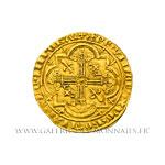 Franc à pied, émissions de 1365 à 1380