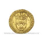 Écu d'or au soleil, 2ème émission de 1494, point 5ème Toulouse