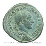 Sesterce frappé à Rome en 238-239