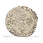 Franc au col plat, 1585 K Bordeaux