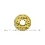 1/2 Piastre laiton ND (1942-1945)