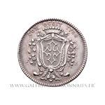 Jeton argent États de Languedoc 1784