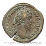 Sesterce frappé à Rome en 170-171