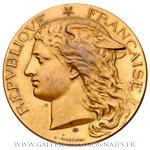 Médaille Concours agricole de Constantine 1896 par Ponscarme