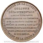 Médaille de la Colonne Départementale An VIII
