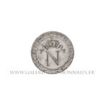 10 CENT. Napoléon Ier 1808 A Paris