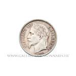 1 FRANC Napoléon III, tête laurée, 1866 A Paris