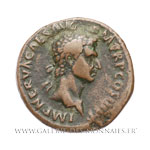 As, frappé à Rome en 97