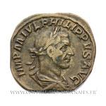 Sesterce frappé à Rome entre 244 et 249