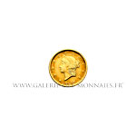 1 Dollar or Liberty 1853 Philadelphie